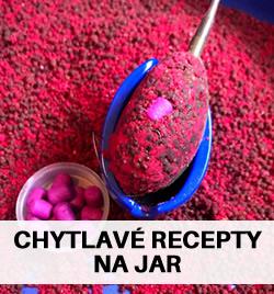 Jarné chytlavé recepty