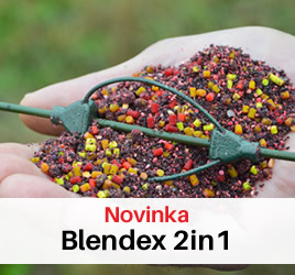 Novinky Haldorado Blendex 2in1