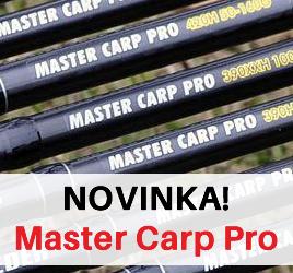 Novinka! Master Carp Pro