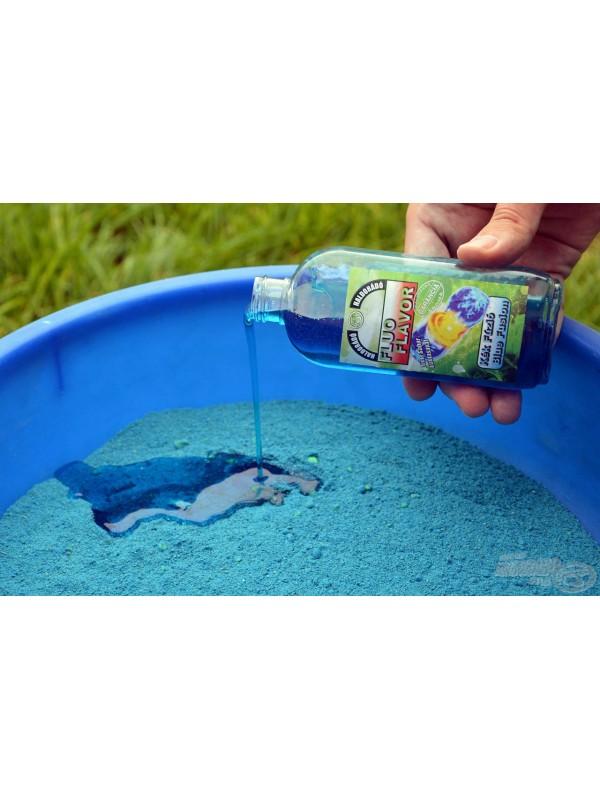 Haldorádó Fluo Flavor - Modrá Fúzia / Blue Fusion