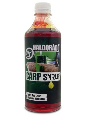 Haldorádó Carp Syrup - Spicy Red Liver (Korenistá Červená Pečeň)