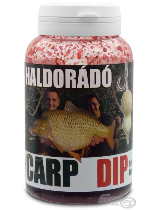 Haldorádó Carp Dip - Spicy Red Liver (Korenistá Červená Pečeň)