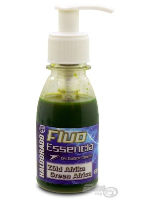 Haldorádó Fluo Essencia - Zöld Afrika / Green Afrika