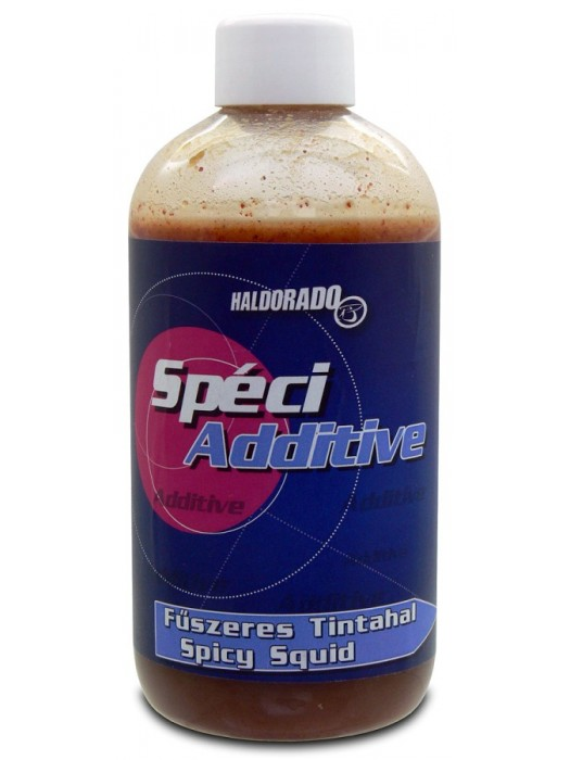 Haldorádó SpéciAdditive - Korenistý Kalamar / Spicy Squid