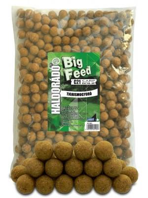 Haldorádó Big Feed - C21 Boilie 2500 g - Tigrí Orech