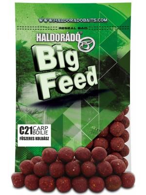 Haldorádó Big Feed - C21 Boilie - Korenistá Klobása