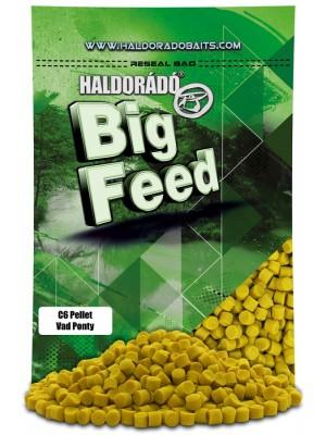 Haldorádó Big Feed - C6 Pellet - Divoký Kapor