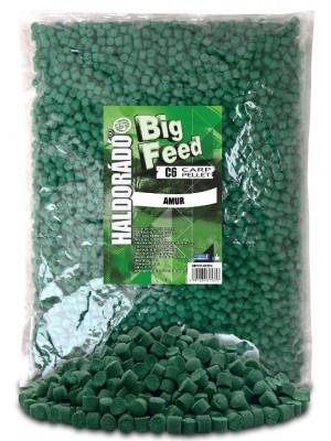 Haldorádó Big Feed - C6 Pellet 2500 g - Amur