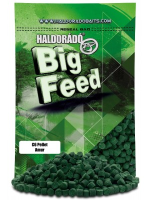 Haldorádó Big Feed - C6 Pellet - Amur