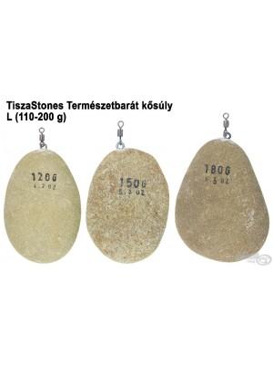 TiszaStones Természetbarát kősúly L (110-200 g)