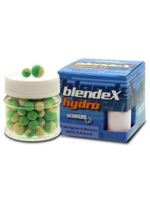 Haldorádó BlendeX Hydro Method 8, 10 mm - Cesnak a Mandle
