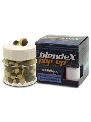Haldorádó Blendex Pop Up Method 8, 10 mm - Kokos a Tigrí Orech