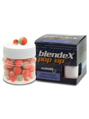 Haldorádó BlendeX Pop Up Method 8, 10 mm - N-Butyric Acid a Mango