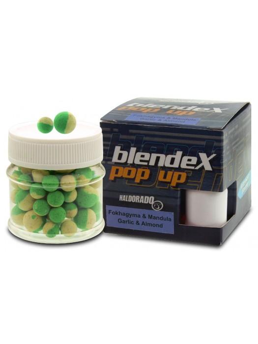 Haldorádó BlendeX Pop Up Method 8, 10 mm - Cesnak a Mandle