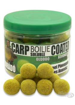 HALDORÁDÓ CARP BOILIE SOLUBLE COATED - SWEET PINEAPPLE (Sladký Ananás)
