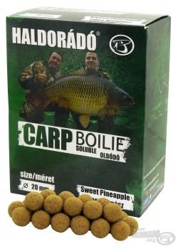 HALDORÁDÓ CARP BOILIE SOLUBLE SWEET PINEAPPLE (Sladký Ananás)