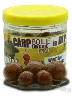 Haldorádó Carp Boilie in Dip - VAD TIGRIS (Divoký tiger)