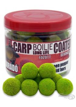 Haldorádó Carp Boilie Long Life Coated Green Pepper (Zelené Korenie)