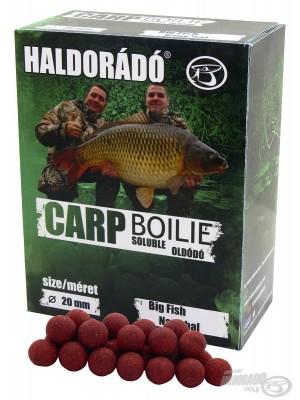 Haldorádó Carp Boilie Soluble Big Fish (Veľká Ryba)