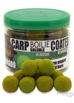 Haldorádó Carp Boilie Soluble Coated Green Pepper (Zelené Korenie)