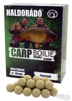 Haldorádó Carp Boilie Soluble FermentX (Kvasené)