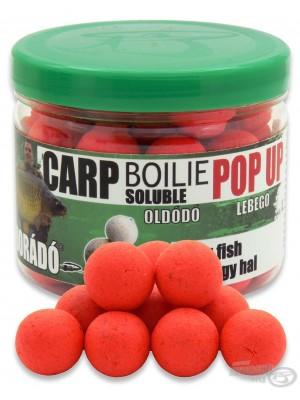 Haldorádó Carp Boilie Soluble Pop Up Big Fish (Veľká Ryba)