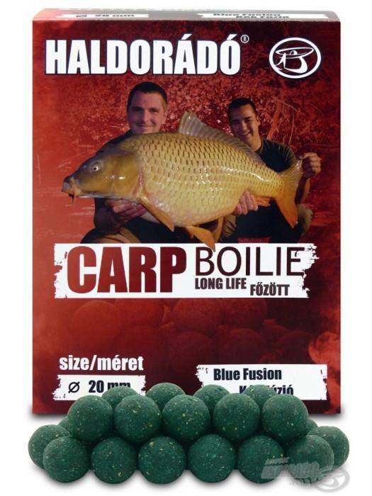 Haldorádó Carp Boilie Long Life  - Modrá Fúzia / Blue Fusion