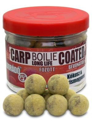 Haldorádó Carp Boilie Long Life Coated 18 mm - Kokos + Tigrí orech