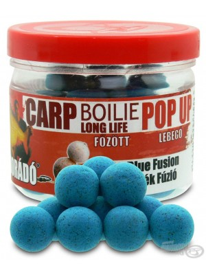 Haldorádó Carp Boilie Long Life Pop Up - Modrá Fúzia / Blue Fusion