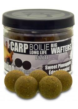 Haldorádó Carp Boilie Big Wafters - Sweet Pineapple (Sladký ananás)