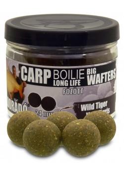 Haldorádó Carp Boilie Big Wafters - Wild Tiger (Tigrí Orech)
