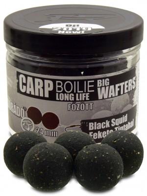 Haldorádó Carp Boilie Big Wafters 24 mm - Čierny Kalamar