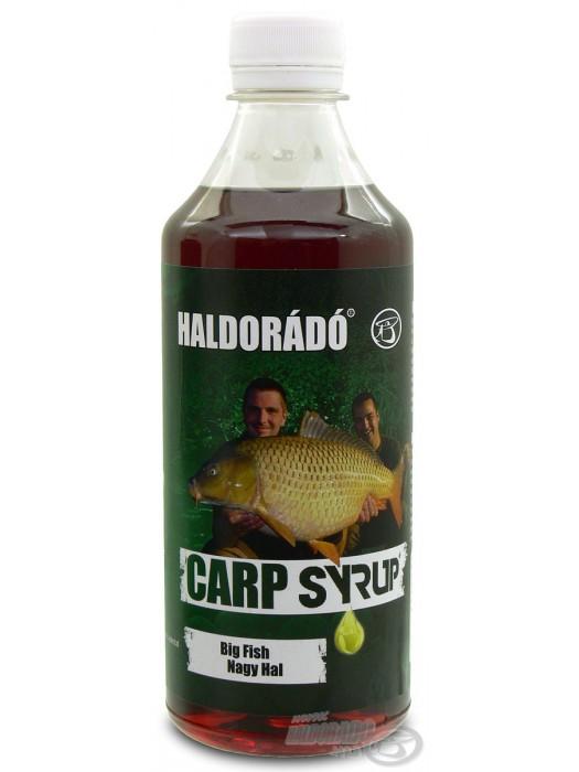 Haldorádó Carp Syrup - Nagy Ponty / Big Fish (Veľká Ryba)