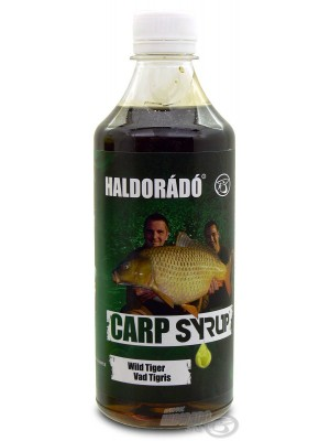 Haldorádó Carp Syrup - Wild Tiger (Divoký Tiger)