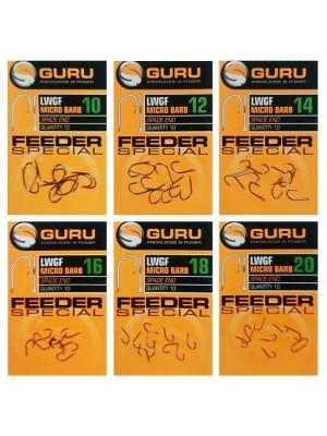 Guru LWG Feeder Micro Barb 12