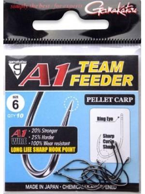 Gamakatsu A1 Team Feeder Pellet Carp 10