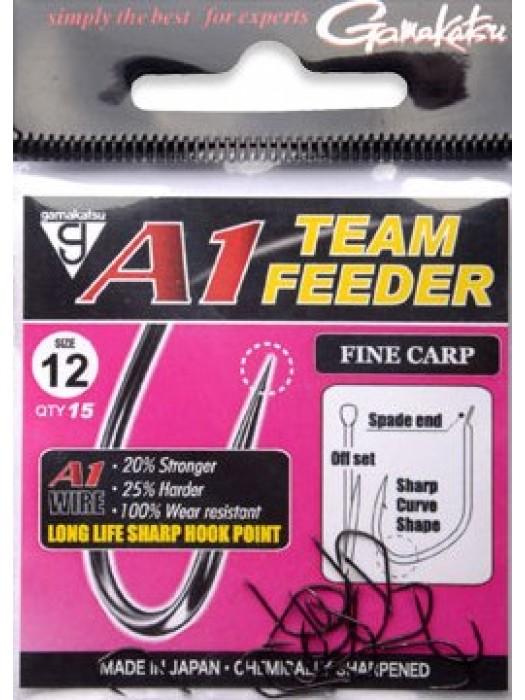 Gamakatsu A1 Team Feeder Fine Carp 10