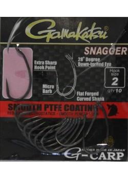 Gamakatsu G-Carp PTFE Coated Snagger 4