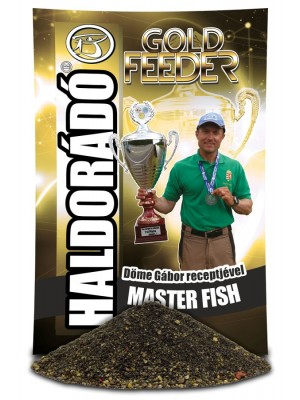 Haldorádó Gold Feeder Master Fish