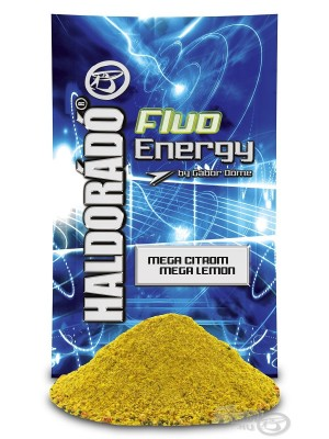 Haldorádó Fluo Energy - Mega Citrom / Mega Lemon