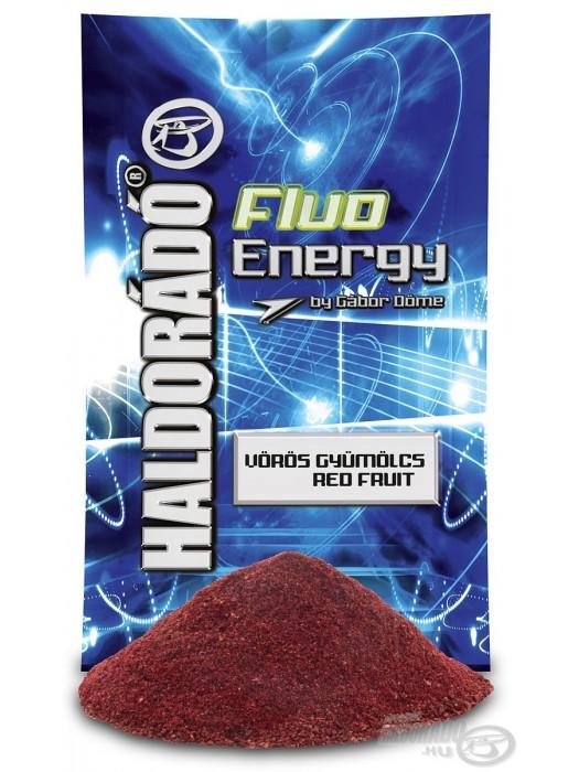 Haldorádó Fluo Energy - Vörös Gyümölcs /  Red Fruit