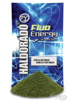 Haldorádó Fluo Energy - Zöld Afrika / Green Afrika