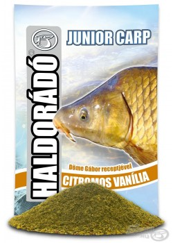 Haldorádó Junior Carp Citromos Vanília (Citrón a Vanilka)