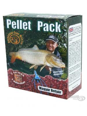 Haldorádó Pellet Pack Magyar Betyár (Klobása)