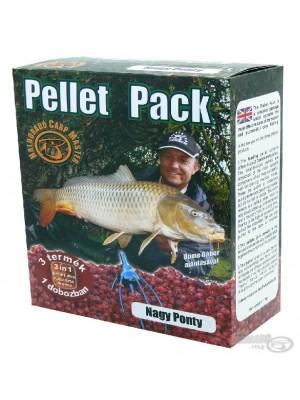 Haldorádó Pellet Pack Nagy Ponty (Veľký Kapor)