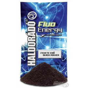 Haldorádó Fluo Energy - Fekete Erő / Black Power (Čierna Sila)