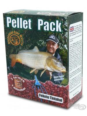 Haldorádó Pellet Pack Fekete Tintahal (Čierny Kalamar)