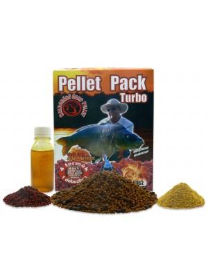 Haldorádó Pellet Pack Turbo Édes Ananász (Sladký Ananás)