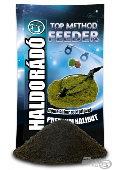 Haldorádó Top Method Feeder Premium Halibut
