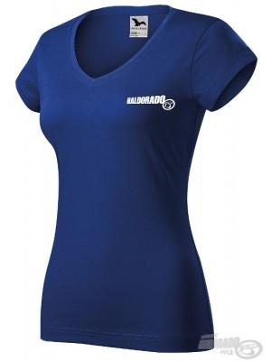 Haldorádó Fit V-neck Ženské tričko XL